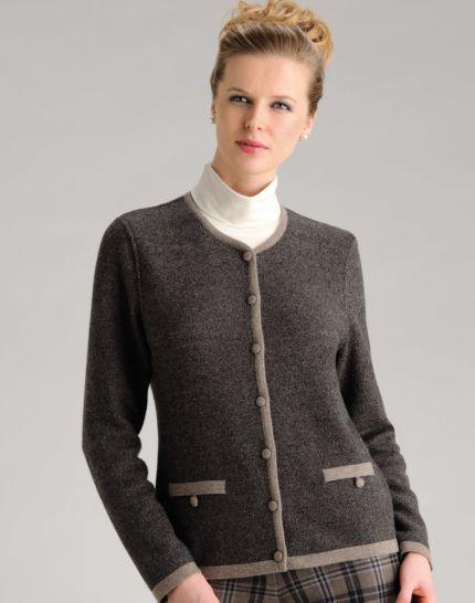 Giacchina in lana mod. Poline 401