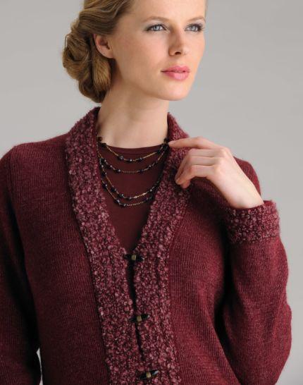 Giacchina in lana mod. Marge 430