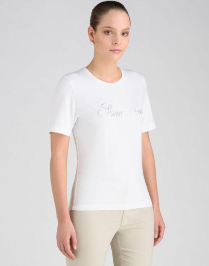 T-shirt mod. Ellen c/Ricamo 2050